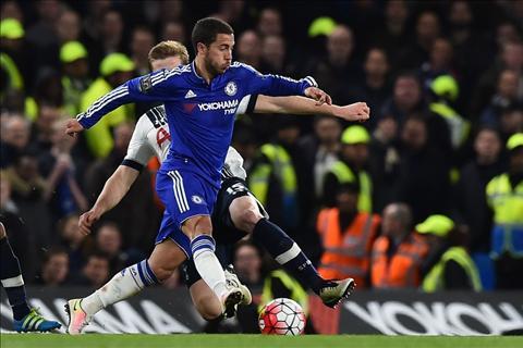 Tien ve Eden Hazard Leicester xung dang vo dich EPL hinh anh