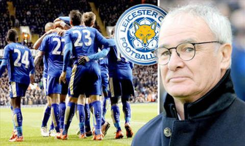 Vo dich Premier League, nguoi Leicester duoc the dan mat cac ong lon hinh anh