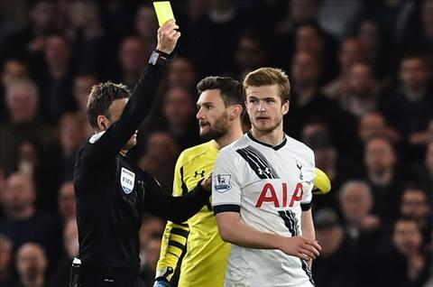 the vang Dier Tottenham