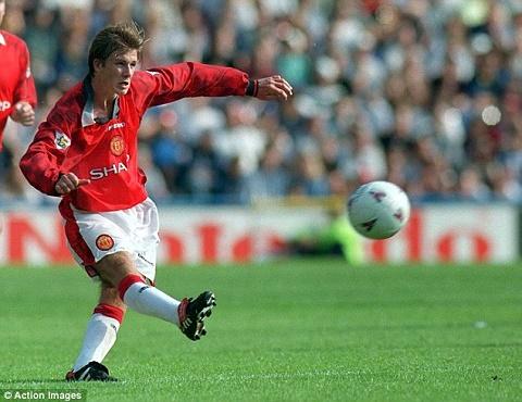 David Beckham hinh anh 2