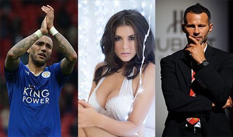 Sao Leicester chung bo voi Ronaldo va Giggs hinh anh 2