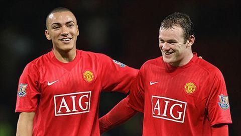 Sao Leicester chung bo voi Ronaldo va Giggs hinh anh