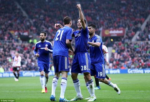 Thang nguoc Chelsea, Sunderland tran tre hy vong tru hang hinh anh 2
