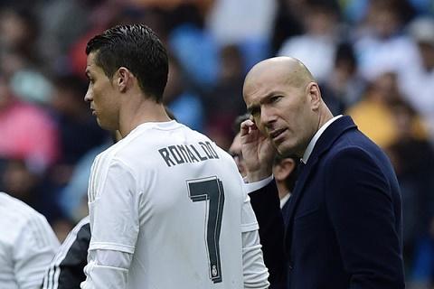Diem nhan Real 3-2 Valencia Zidane quai chang kem Simeone va Mourinho hinh anh