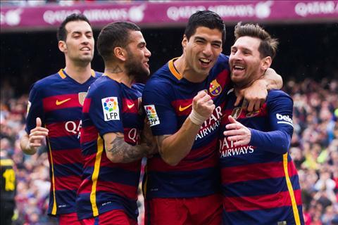 Barcelona 5-0 Espanyol