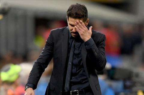 HLV Diego Simeone hinh anh