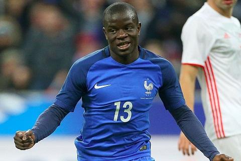 Kante se la nhan to quan trong cua Phap tai EURO 2016
