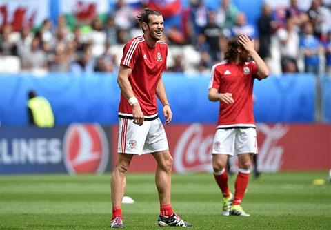 tien ve Gareth Bale hinh anh