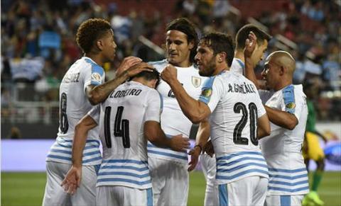 Video clip ban thang Uruguay 3-0 Jamaica (Bang C Copa America 2016) hinh anh