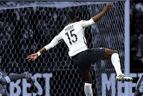 Paul Pogba: Nào đứng lên đi, niềm hy vọng nước Pháp!