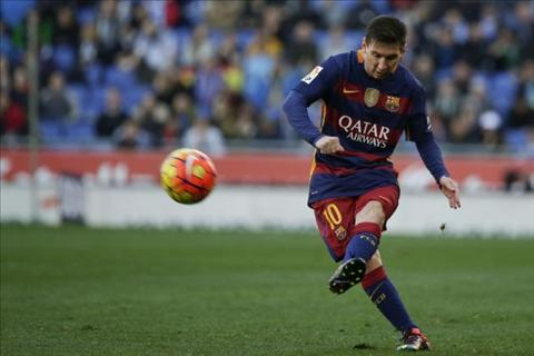 Tu chuyen nhung cu sut phat Hai thai cuc cua Messi va Ronaldo hinh anh