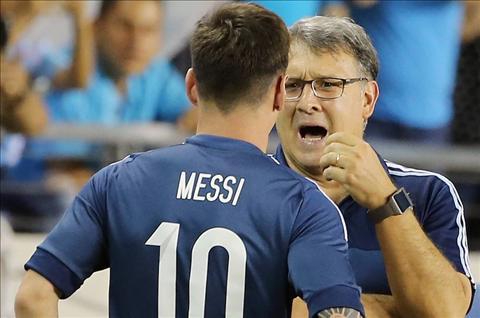 HLV Martino Messi