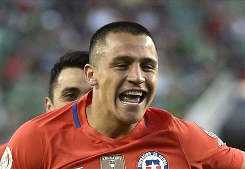 Tien dao Alexis Sanchez di vao lich su bong da Chile hinh anh