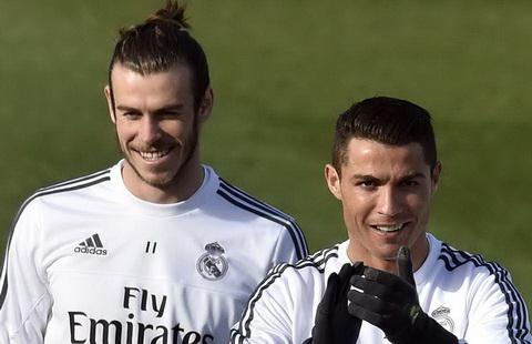Cris Ronaldo va Gareth Bale se duoc Real Madrid gia han hop dong sau Euro 2016.