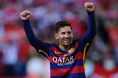ngoi sao Messi Barcelona