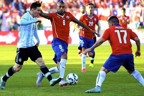 Argentina vs Chile (7h00 ngay 276) Cuu roi 1 the he hinh anh