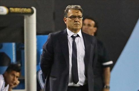 HLV Pochettino len tieng ve viec tiep quan DT Argentina hinh anh