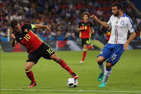 Va mot Hazard thuc su tro lai o Euro 2016