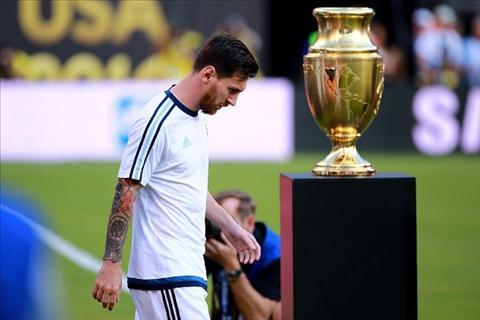 Messi se giup Argentina va chinh ban than anh cham dut con khat danh hieu cap do quoc te