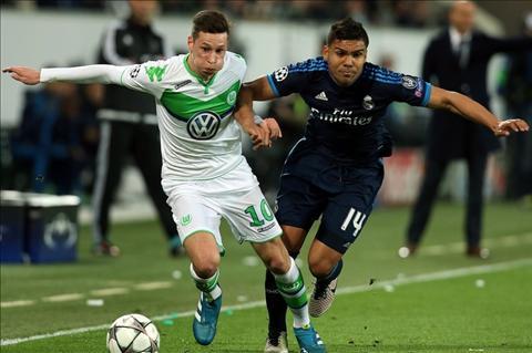 Tien ve Julian Draxler chac chan roi Wolfsburg hinh anh 2