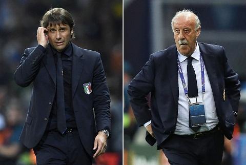 Du am Italia 2-0 TBN Khi Conte cao tay hon Del Bosque hinh anh 2