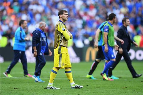 Casillas TBN vs Italia