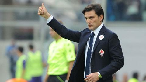 AC Milan CHINH THUC bo nhiem Vincenzo Montella lam HLV truong hinh anh