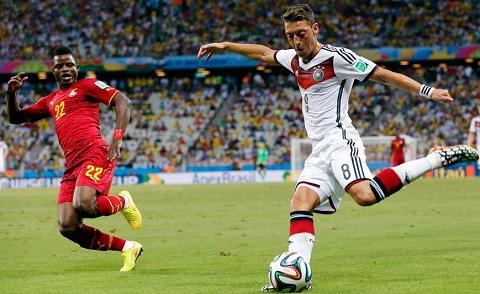 Euro 2016 San khau cua so 10, san khau cua Ozil hinh anh 3