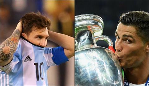 Quan diem Ronaldo gio da vi dai hon Messi hinh anh 2