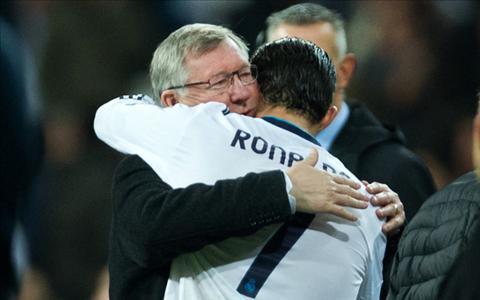 Cristiano Ronaldo San pham de doi cua Sir Alex hinh anh 2