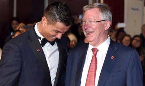 Cristiano Ronaldo San pham de doi cua Sir Alex hinh anh 3