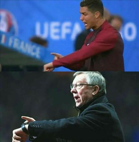 Cristiano Ronaldo San pham de doi cua Sir Alex hinh anh 4