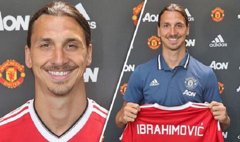 Ibrahimovic Su bo sung hoan hao voi Man Utd hinh anh