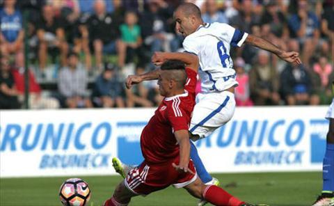 Video clip ban thang Inter Milan 1-2 CSKA Sofia (Giao huu he 2016) hinh anh