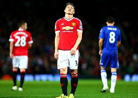 Tuong lai Schweinsteiger khong con nam o Old Trafford hinh anh