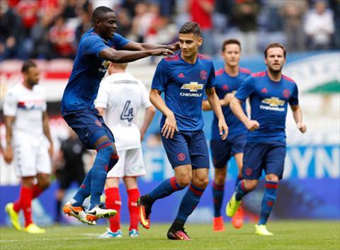 Wigan 0-2 MU Man ra mat nhu y cua Jose Mourinho hinh anh 4