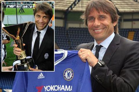 Conte se lai thanh cong o Chelsea