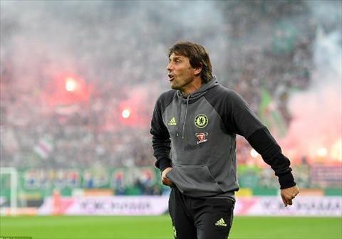 HLV Conte thua tran ra mat Chelsea Don dan mat can thiet hinh anh 2