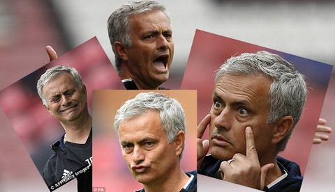 Jose Mourinho nhan duoc qua sieu doc trong tran ra mat MU hinh anh 2