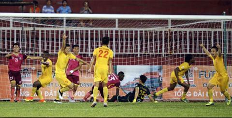 Tong hop Sai Gon FC 3-3 Hai Phong (Vong 16 V-League 2016) hinh anh