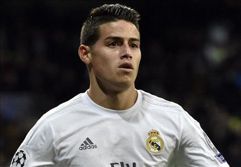 tien ve James Rodriguez hinh anh
