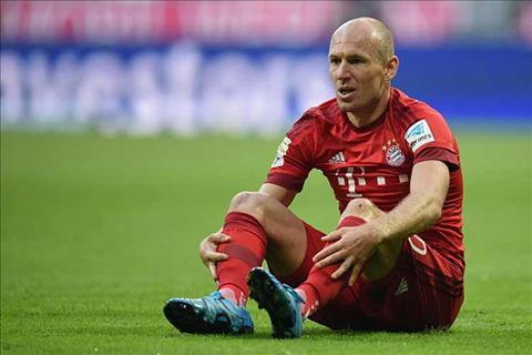 Robben co the se phai ra di