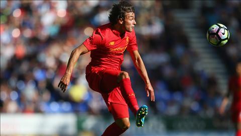 Markovic cung duoc tham gia da giao huu cung Liverpool