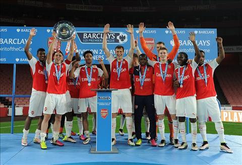 Van de cua Arsenal khong hoan toan nam tren san co hinh anh