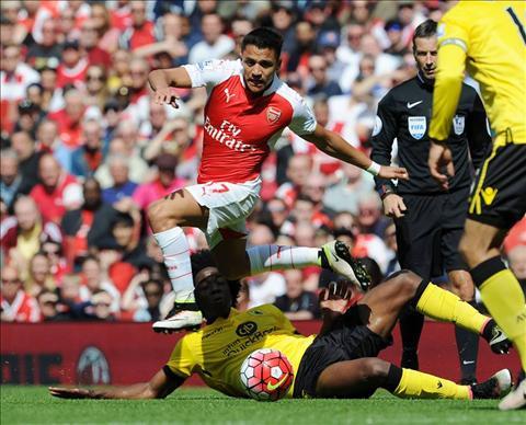Arsenal truoc mua giai moi Canh bac cuoi cua Wenger hinh anh