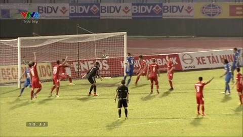 Video clip ban thang Binh Duong 1-1 Quang Ninh (Cup quoc gia 2016) hinh anh