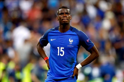 tien ve Pogba hinh anh