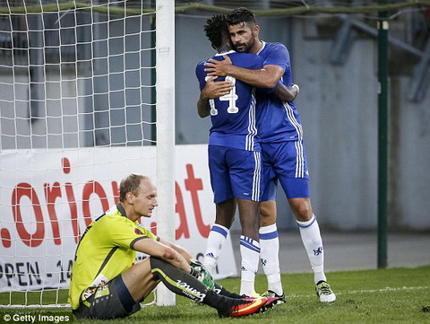Video clip ban thang Wolfsberger 0-3 Chelsea (Giao huu he 2016) hinh anh