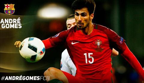 Kham pha tan binh dat gia cua Barca, Andre Gomes hinh anh
