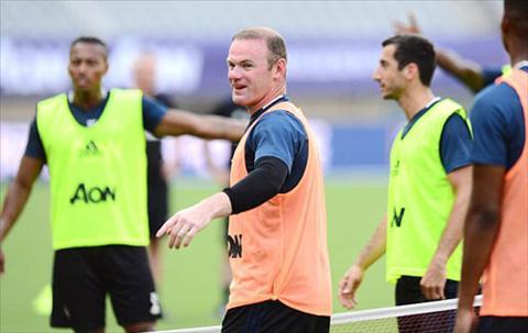 Jose Mourinho Tin tuyet doi Rooney, khong mau thuan voi Juan Mata hinh anh